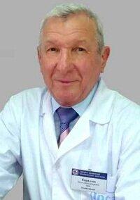КИРИЛЛОВ Изольд Владимирович  Врач-паразитолог высшей категории